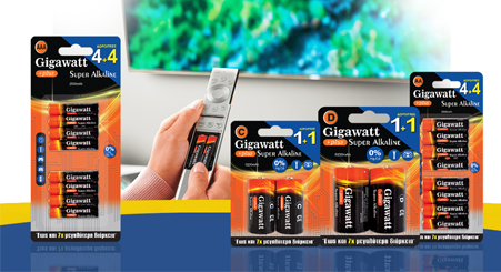 Gigawatt batteries